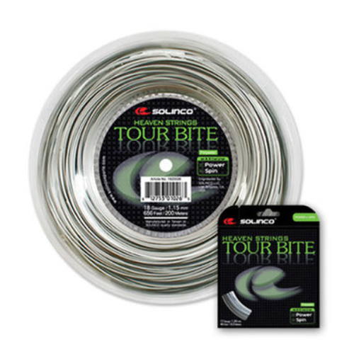 솔린코 TOUR BITE 투어바이트 REEL SOLINCO TENNIS STRING