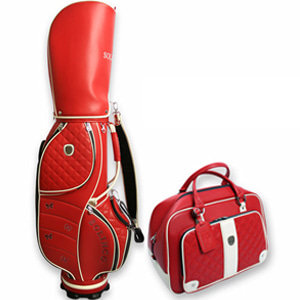 GOLF BAG RED